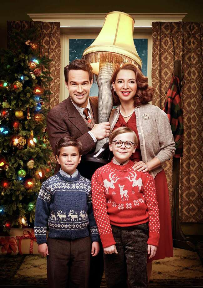 """A Christmas Story Live!"" brings the classic Christmas story to live television. Photo: Tommy Garcia/Fox, HO / TNS"