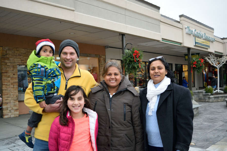 Were you Seen during the Holiday Open House on Small Business Saturday at Stuyvesant Plaza on Nov. 25, 2017? Photo: Cait Perry