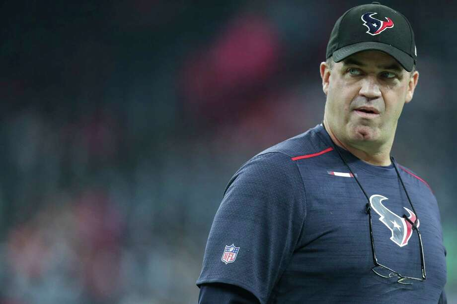The Texans, who finished 9-7 in coach Bill O'Brien's first three seasons and won the past two division titles, are 4-6 this year. Photo: Michael Ciaglo, Houston Chronicle / Michael Ciaglo
