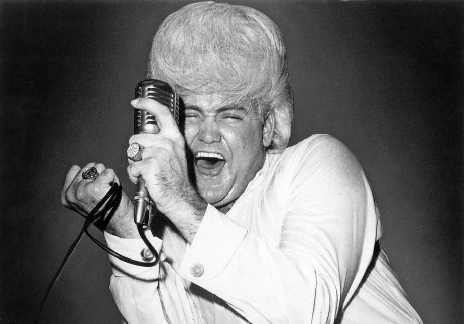 MIAMI - CIRCA 1960s:  Flamboyant soul singer Wayne Cochran poses for a publicity shot circa the mid-1960s in Miami, Florida.  (Photo by Michael Ochs Archives/Getty Images) Photo: Michael Ochs Archives / Getty Images / This content is subject to copyright.