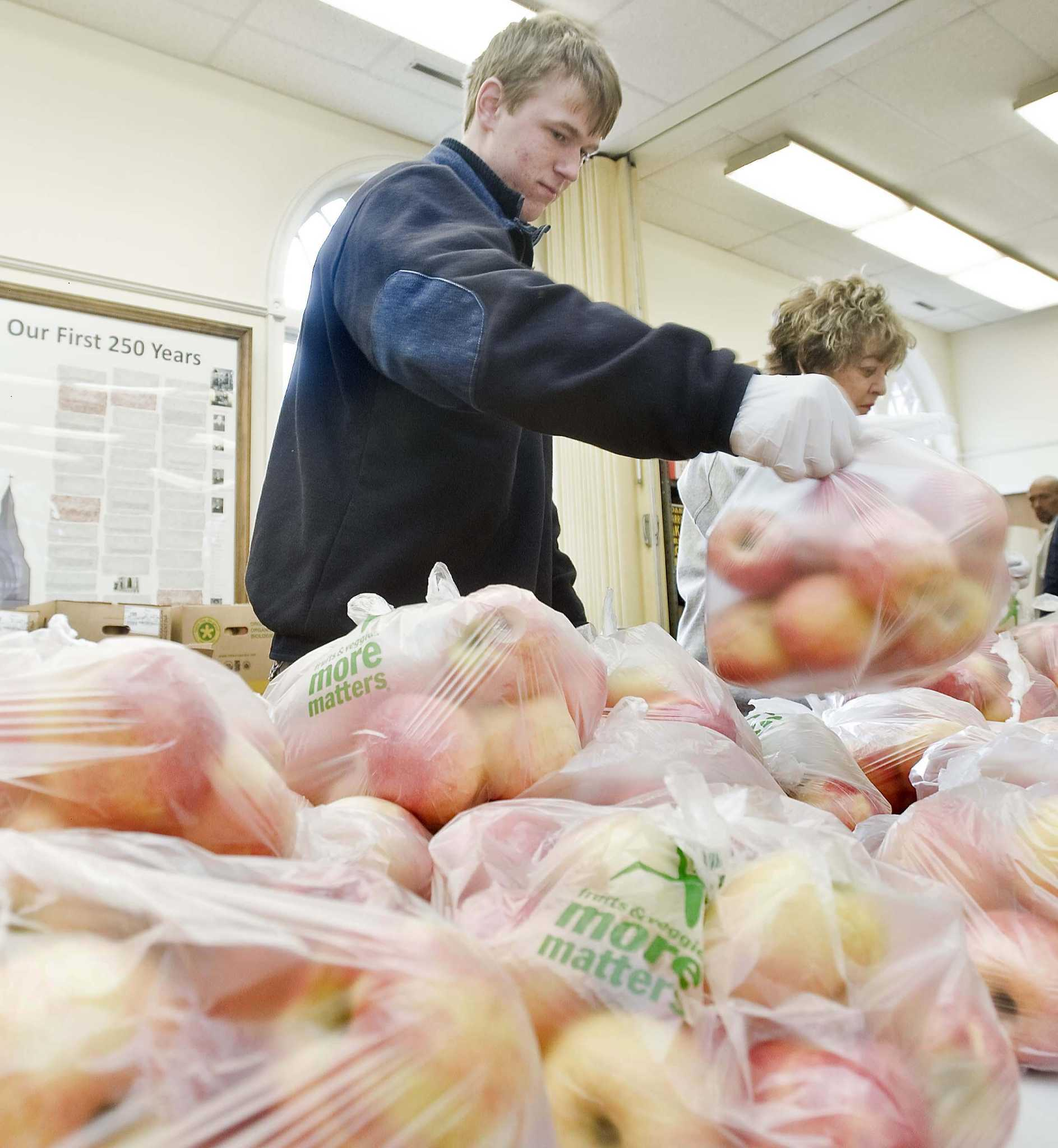 Danbury food pantry asks for donations connecticut post for Swanson s fish market
