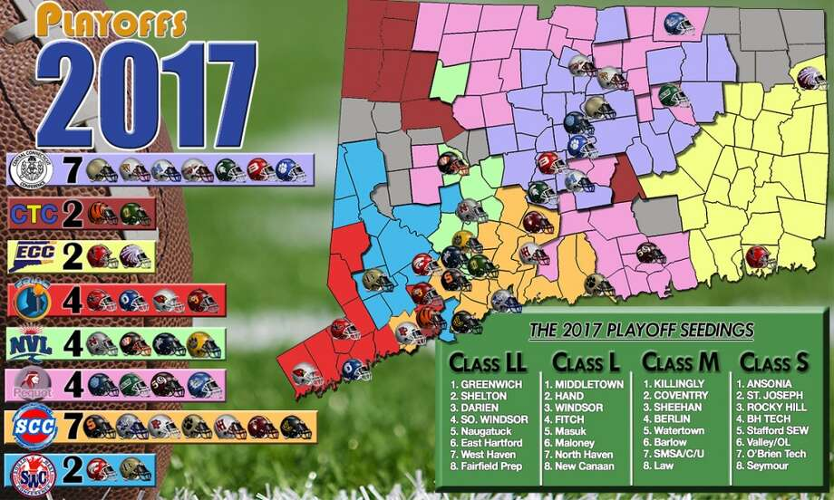 Breaking down the CIAC football playoffs - Connecticut Post