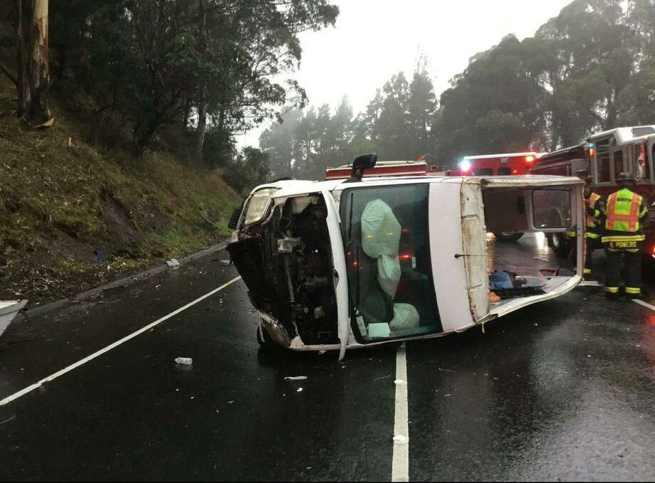 A fatal crash on Highway 101 in Sausalito early Sunday caused significant traffic delays to the Golden Gate Bridge, authorities said.