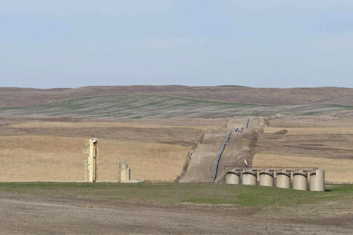 The Keystone XL Pipeline has been a lightning rod for controversy because of intense opposition from fossil fuel critics, who naively believe that blocking this project will help wean the world off oil. (Steven Oehlenschlager/Dreamstime/TNS)