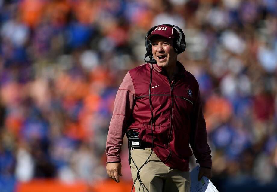 Texas A&M to hire Florida State coach Jimbo Fisher