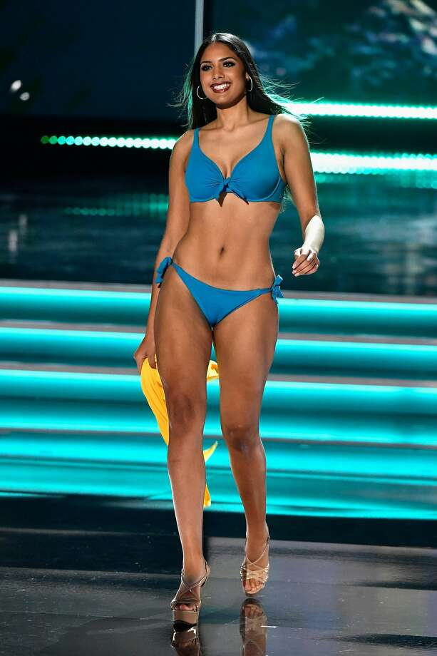 Miss Universe 2017 Croatia >> Miss Universe 2017 Swimsuit Pageant: See who rocked the runway in Las Vegas - seattlepi.com