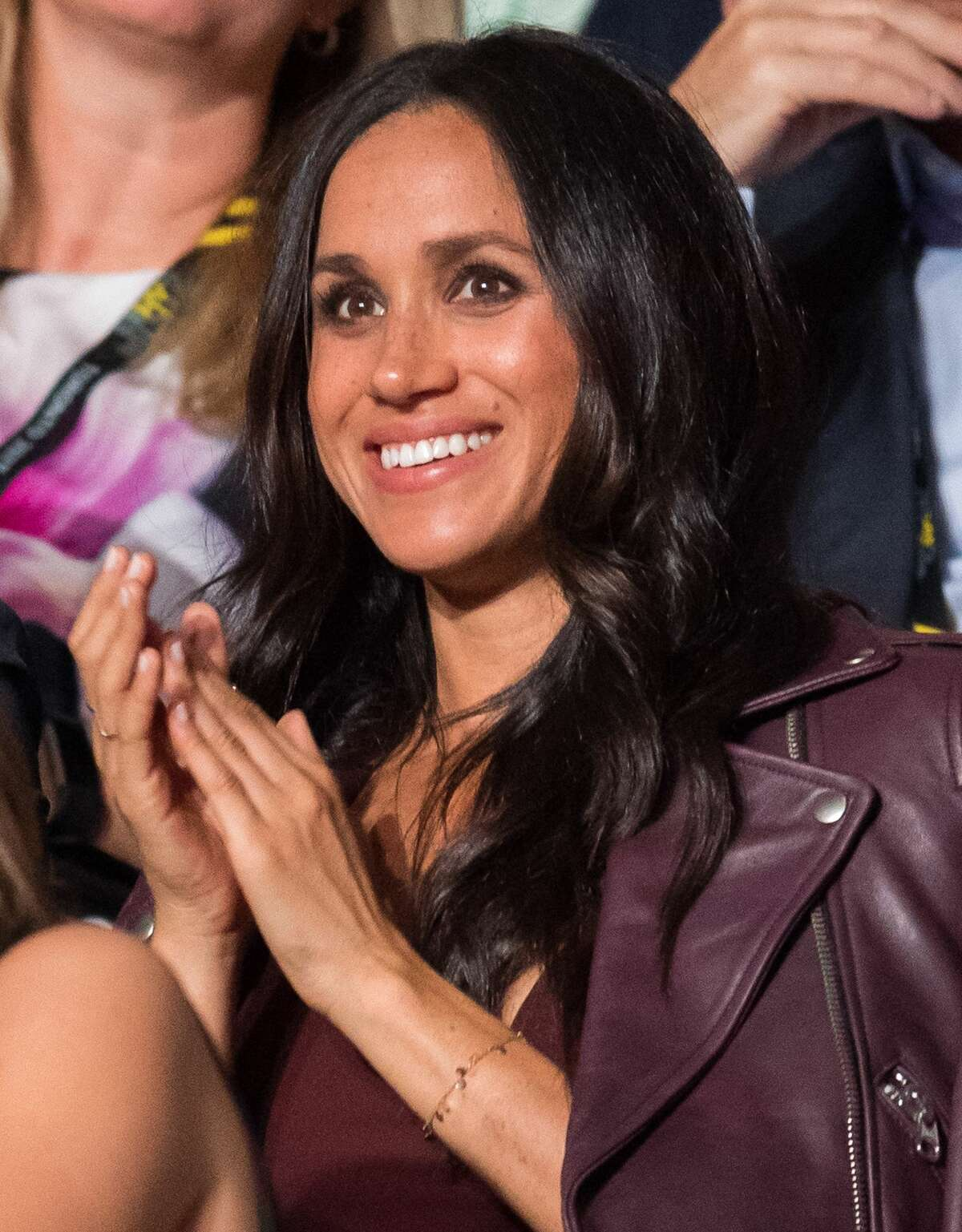 Meghan Markle attends the opening ceremony on day 1 of the Invictus Games Toronto 2017 on September 23, 2017 in Toronto.