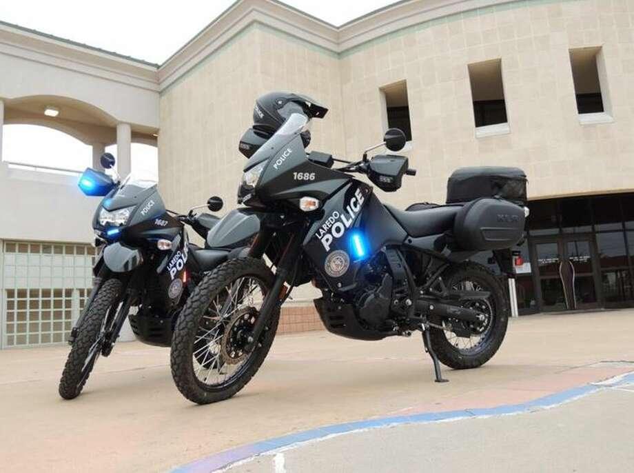 Laredo PD adds all-terrain motorcycles to fleet - Laredo