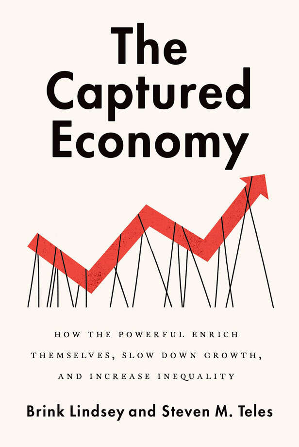 The Captured Economy: How the Powerful Enrich Themselves, Slow Down Growth, and Increase Inequality Photo: Oxford, Handout / Handout