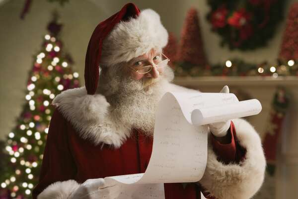 Santa Claus stock photo from Getty Images