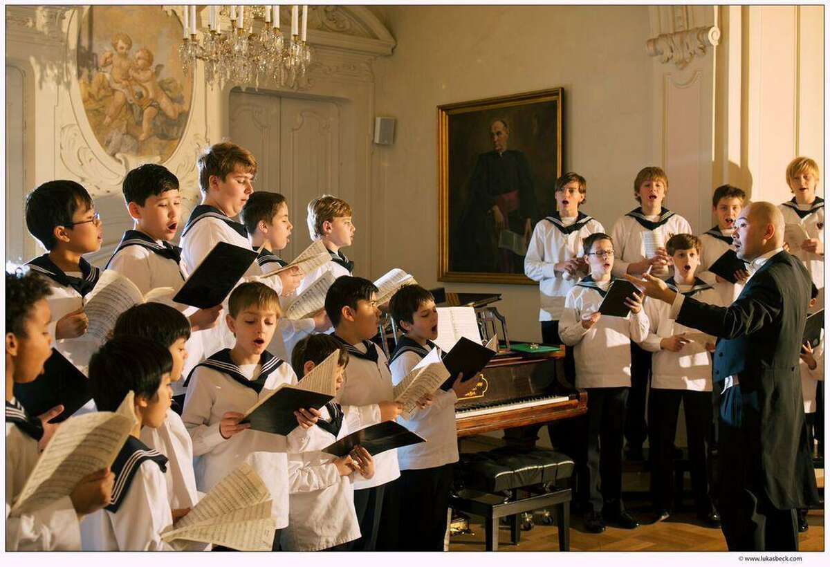 The Vienna Boys Choir performs at the Klein Memorial Auditorium in Bridgeport on Saturday. Find out more.