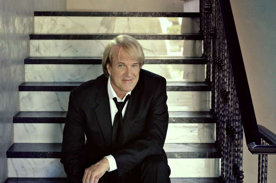 "John Tesh brings his ""Grand Piano Christmas"" tour to the Ridgefield Playhouse on Dec. 1. Photo: Ridgefield Playhouse / Contributed Photo"