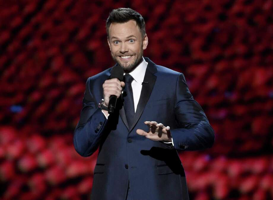 Joel McHale is performing stand-up at the Mohegan Sun Arena on Dec. 2. Photo: Chris Pizzello / Invision /AP / Invision