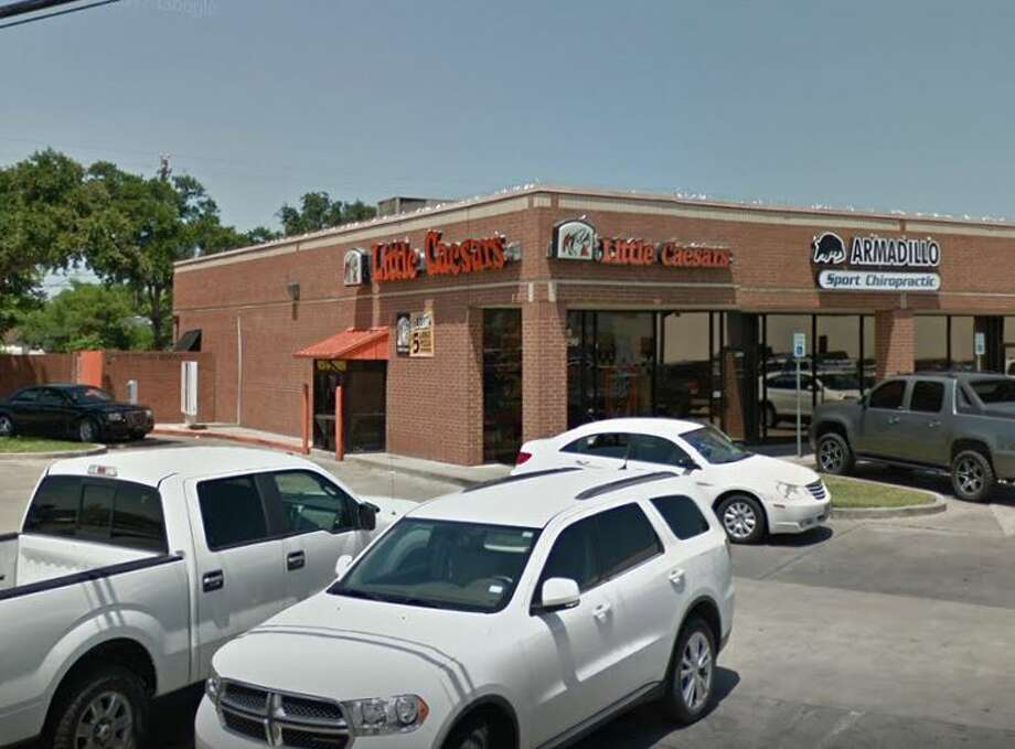 On Sunday night, a Corpus Christi Little Caesar's on Airline Road was robbed of pizza. Photo: Google