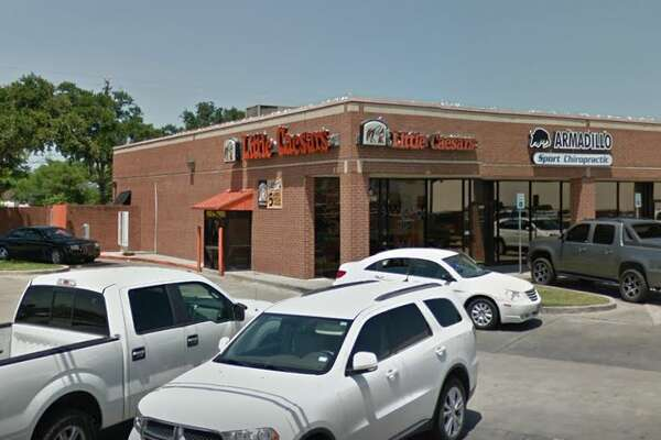 On Sunday night, a Corpus Christi Little Caesar's on Airline Road was robbed of pizza.