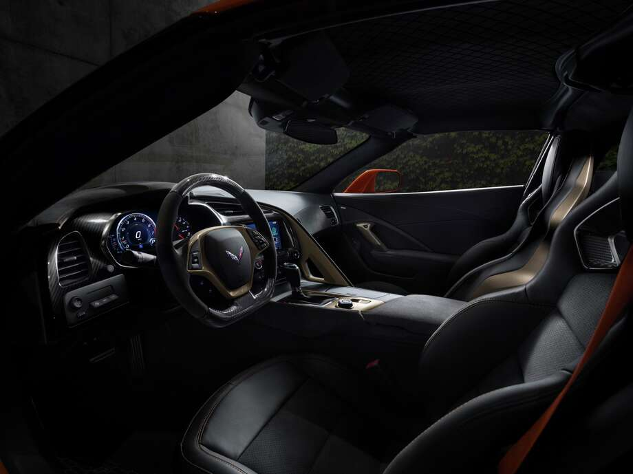 """The fastest, most powerful production Corvette ever —€"""" the 755-horsepower 2019 ZR1. Photo: Chevrolet"""