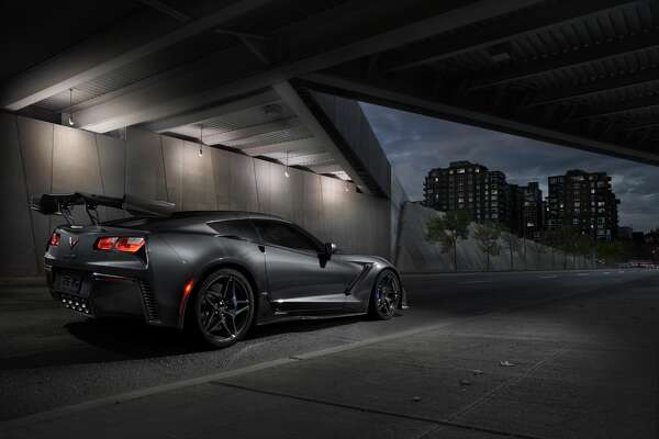 "The fastest, most powerful production Corvette ever —€"" the 755-horsepower 2019 ZR1."