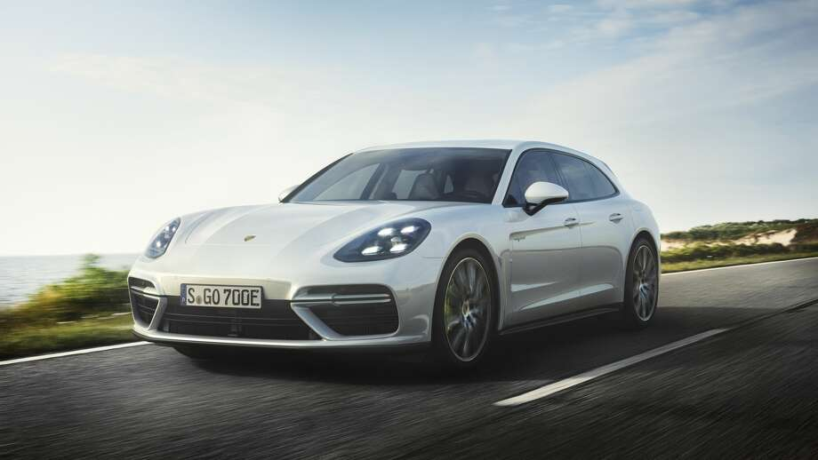 The 2018 Panamera Turbo S E-Hybrid Sport Turismo. Photo: Porsche