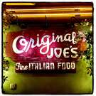 The Taylor Street sign that survived a 2007 fire at Original Joe's restaurant in North Beach Nov. 17, 2017.