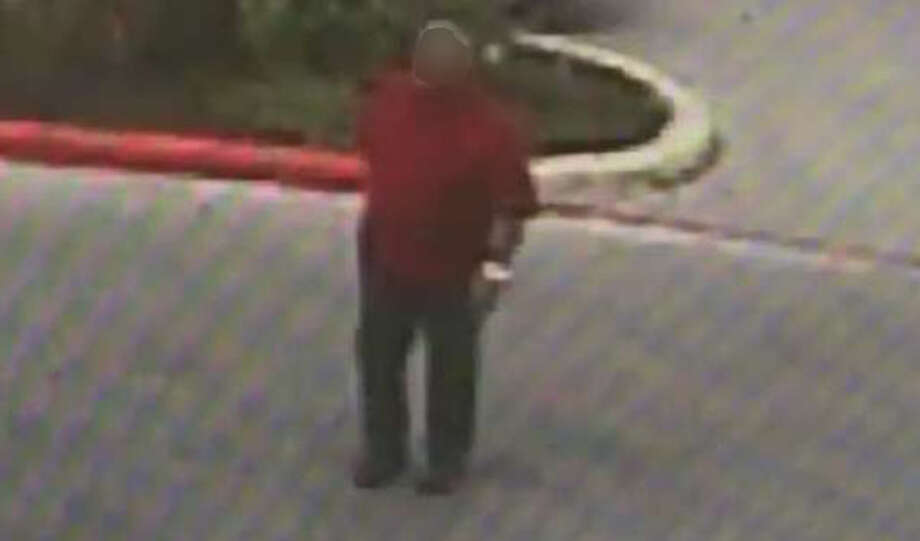 Bexar County deputies have cleared this person of interest in a child sex assault that happened on Nov. 10, 2017. Photo: Surveillance Video