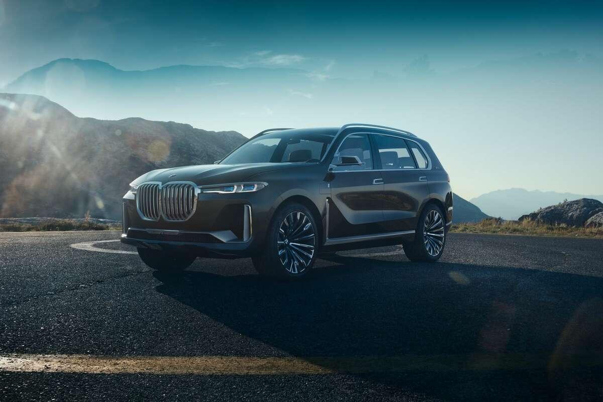 BMW's X7 Concept.
