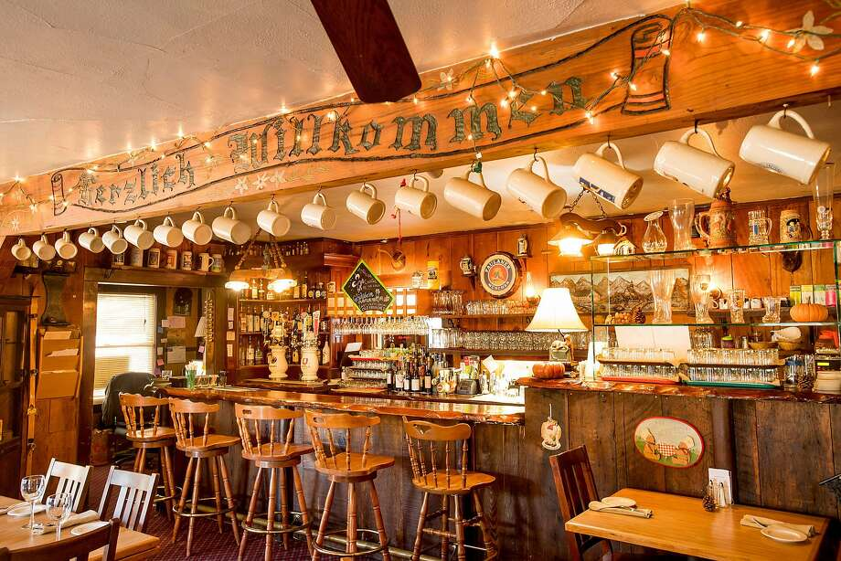 The Tyrolean Inn has been serving Bavarian fare for 47 years in Ben Lomond. Photo: Noah Berger, Special To The Chronicle