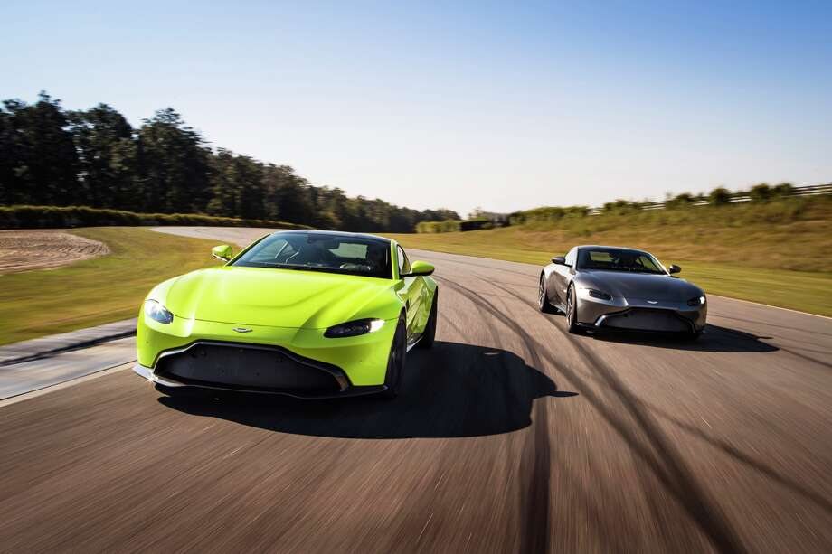 Aston Martin's 2018 Vantage. Photo: Aston Martin