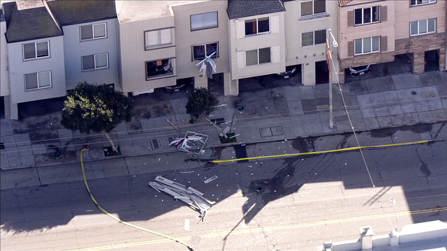 Gas explosion rips through home in sf s bernal heights - Limpressionnante residence bernal heights san francisco ...
