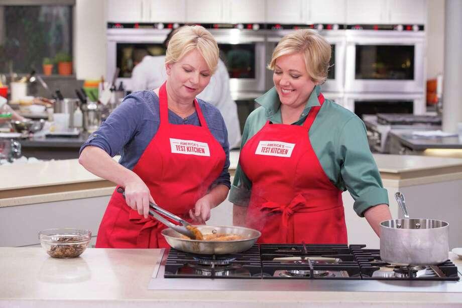 America S Test Kitchen S Davison And Lancaster On