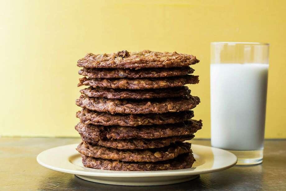 Big Butterscotchy Oatmeal Cookies Photo: Sarah E Crowder, UGC / Sarah E Crowder