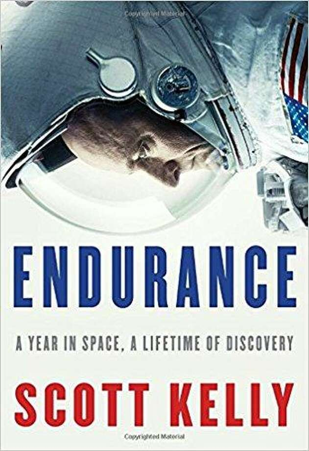 """""""Endurance: A Year in Space, A Lifetime of Discovery"""" by Scott Kelly Photo: Courtesy Photo"""