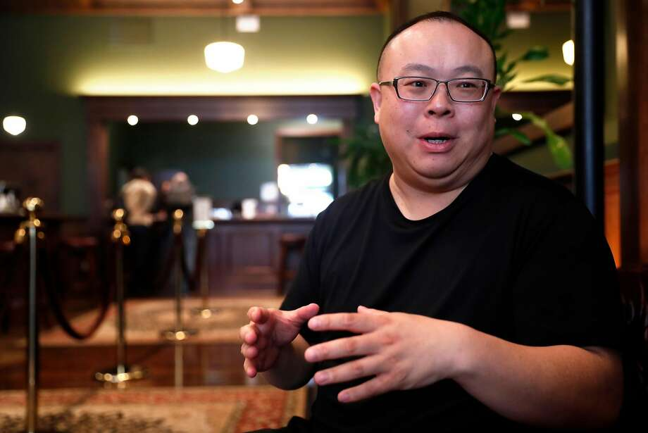 David Ho's Sunset District cannabis dispensary was approved, but a competitor that wasn't has gone to court. Photo: Scott Strazzante, The Chronicle