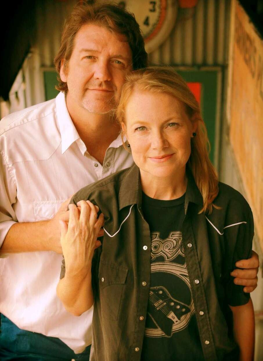 Bruce Robison and Kelly Willis bring their Holiday Shindig to Gruene Hall on Saturday. Photo: Courtesy /