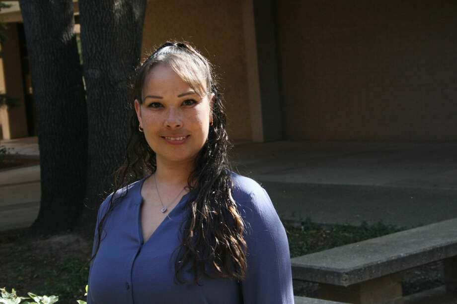 Cinthia Silva, a Midland College graduate and local Wells Fargo teller,  inspirational story is one of determination and courage. Photo: Courtesy Photo