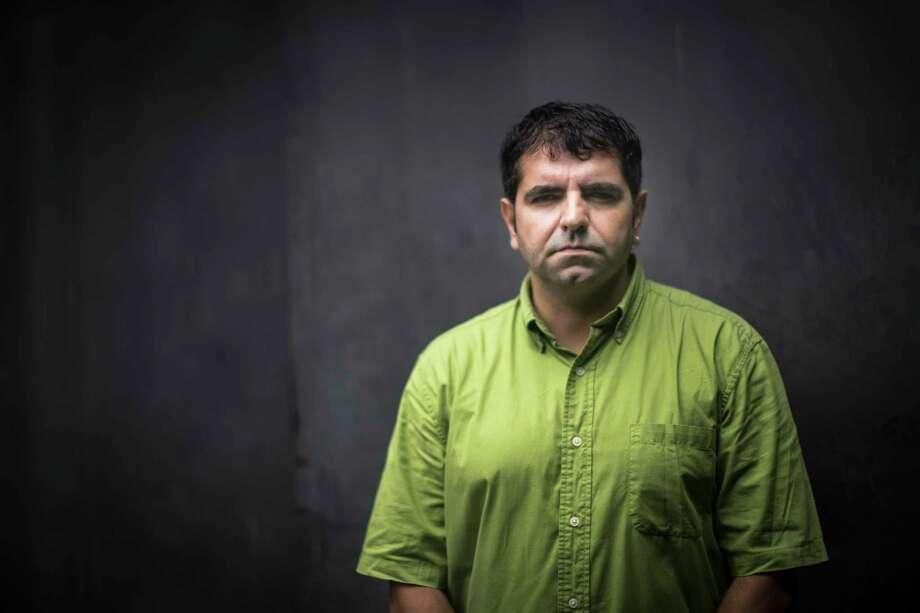 Roberto Valencia is an investigative journalist who works for the newspaper El Faro in San Salvador. Friday, Sept. 29, 2017, in San Salvador. ( Marie D. De Jesus / Houston Chronicle ) Photo: Marie D. De Jesus, Houston Chronicle / © 2017 Houston Chronicle