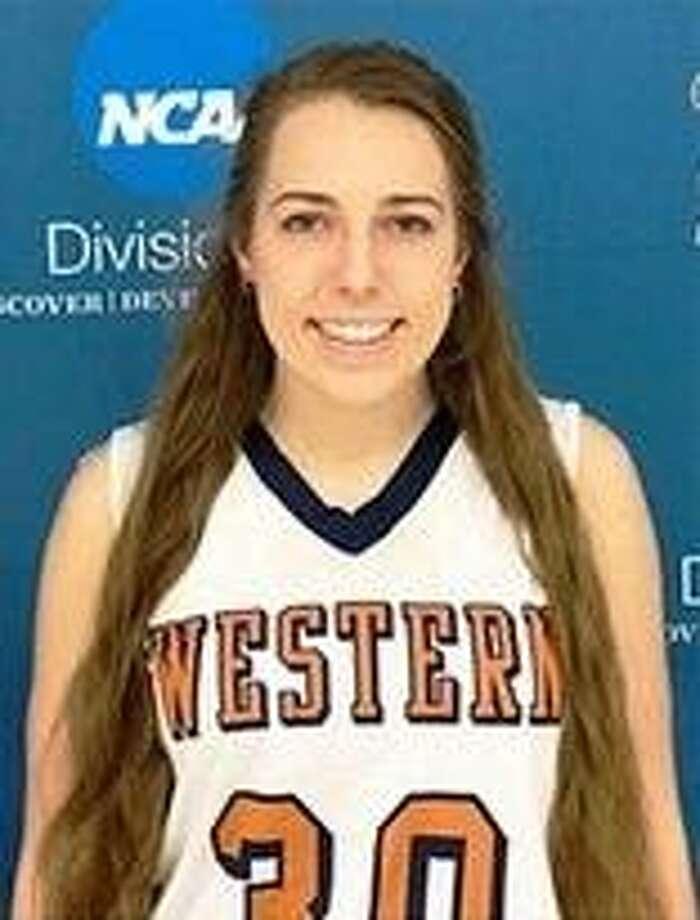 Jancy Sherwood, Western Connecticut State University women's basketball. Photo: Photo Courtesy Of WCSU Athletics / Photo Courtesy Of WCSU Athletics