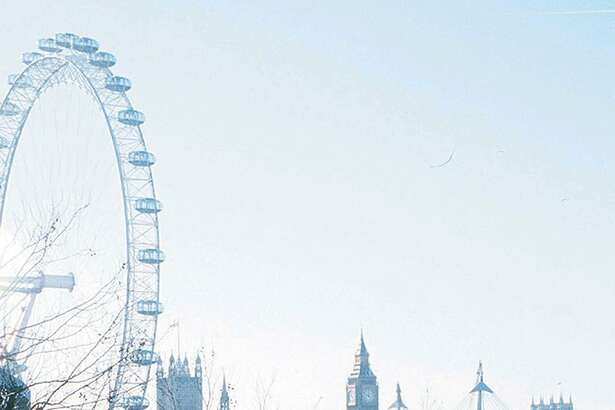 A proposed 900-foot-tall Ferris wheel in San Antonio would dwarf the London Eye at 443 feet, seen in a file photo here.