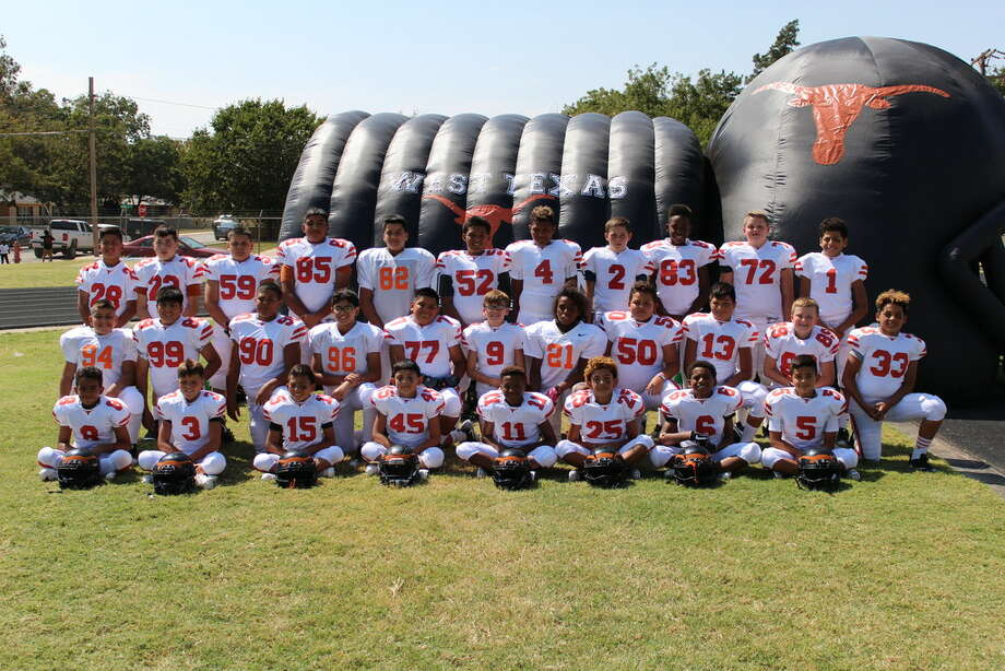 Youth Football West Texas Longhorns Reach 3rd Round Of
