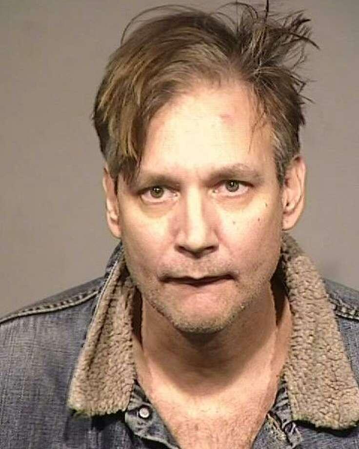 Jason Fuesz was arrested on suspicion of bank robbery.