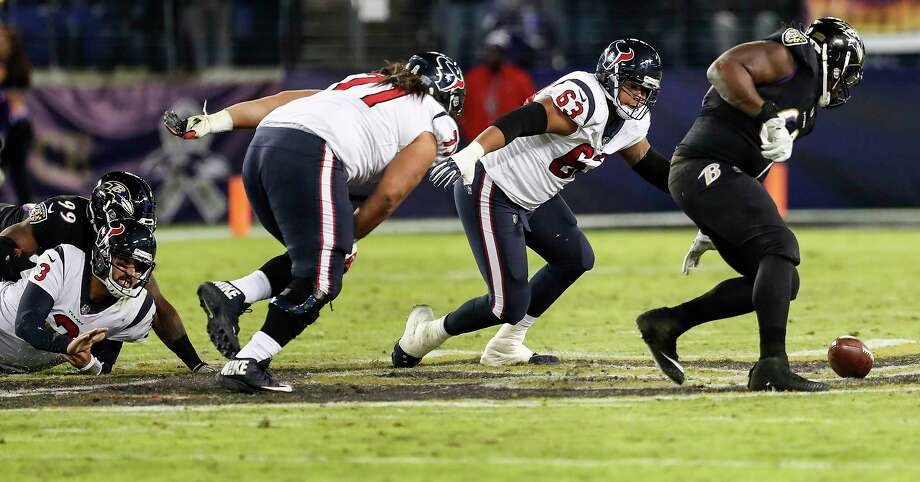 TEXANS' THREE KEYS TO VICTORY 1. Each week, the most important key is for Tom Savage to protect the ball. A turnover-free game is too much to ask. Photo: Brett Coomer, Staff / © 2017 Houston Chronicle