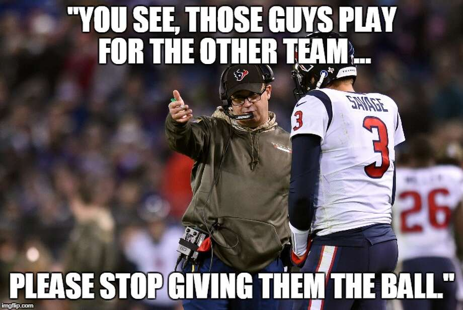 Memes Mock Texans Monday Night Loss To Ravens Laredo Morning Times