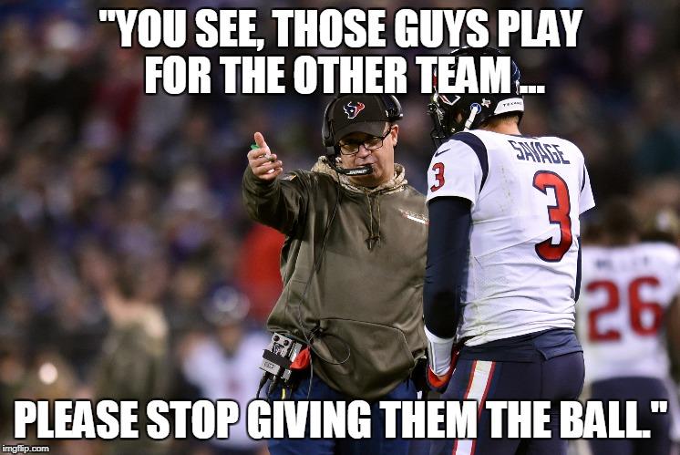 Memes Mock Texans Monday Night Loss To Ravens Houston Chronicle
