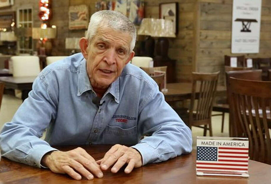 "For the past 35 years Gallery Furniture and owner and founder Jim ""Mattress Mack"" McIngvale has helped families in need every holiday season. This year, though, it will mean ever more to the families impacted by Hurricane Harvey.Learn more about this Houston icon in the following slides...  Photo: Gallery Furniture"