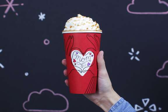 "Starbucks has introduced a new, limited-edition red cup design (seen above) after some conspiracy theorists said it's previous 2017 design furthered a ""gay agenda."""