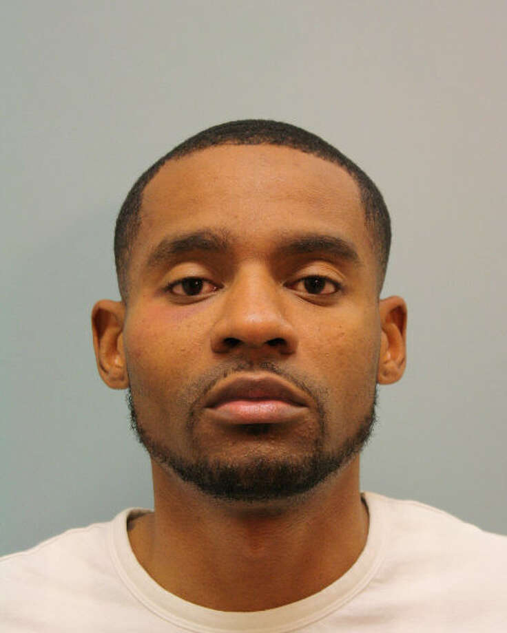 Mario Jerrell Williams, 29, is charged with murder in the shooting of 28-year-old Devon Wade Sunday night at a home in the 17000 block of Crestline. Photo: Harris County Sheriff's Office