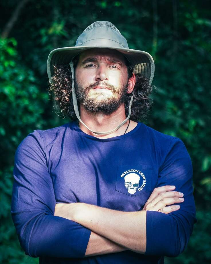 Taylor Grieger coped with suicidal thoughts as he tried to readjust to civilian life after his discharge from the Navy a year ago. To rediscover his sense of purpose, he and a friend, Stephen O'Shea, set sail in September on a voyage to circumnavigate Cape Horn. The Texas natives are using the journey to encourage the recovery of veterans struggling to adjust to life without the military. Photo: Courtesy /
