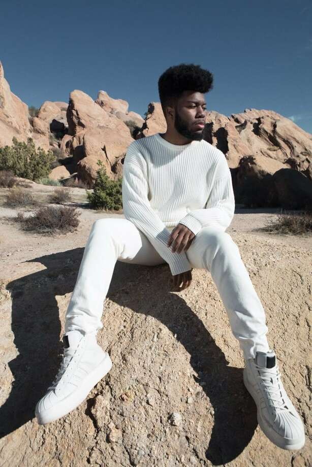 Singer Khalid courtesy of RCA Records