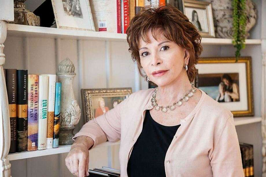 "Isabel Allende has just published her 19th novel, ""In the Midst of Winter."" Photo: Courtesy Photo"