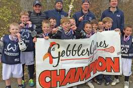 """Wilton's 3rd Grade Boy's Lacrosse team won the """"Gravy"""" division Championship at the 7th annual Gobbler Game's Lacrosse Tournament over the weekend at SUNY Purchase."""