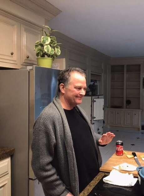 David at Thanksgiving. Photo: Dennis Abrams